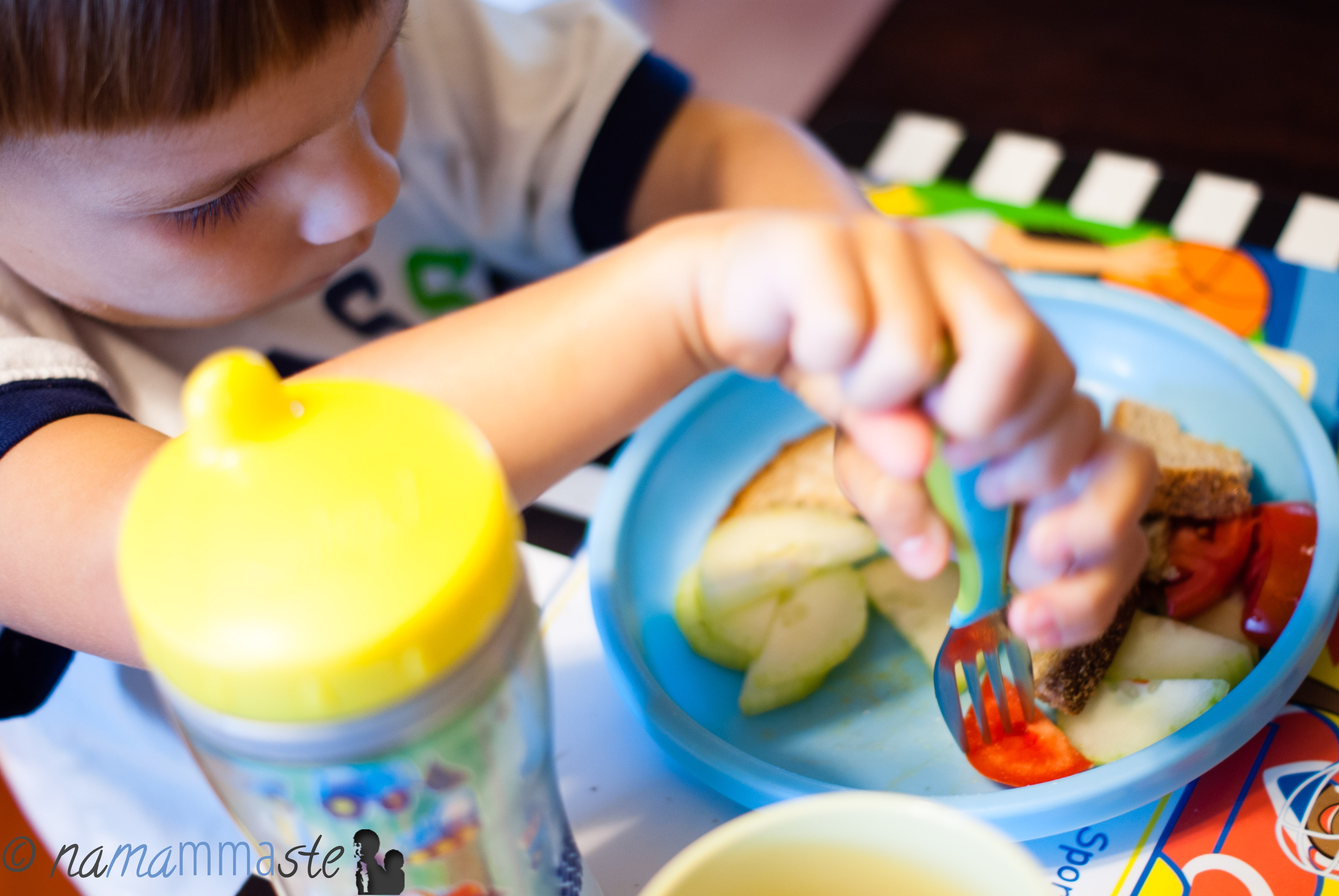 Who decided toddlers don't eat veggies?