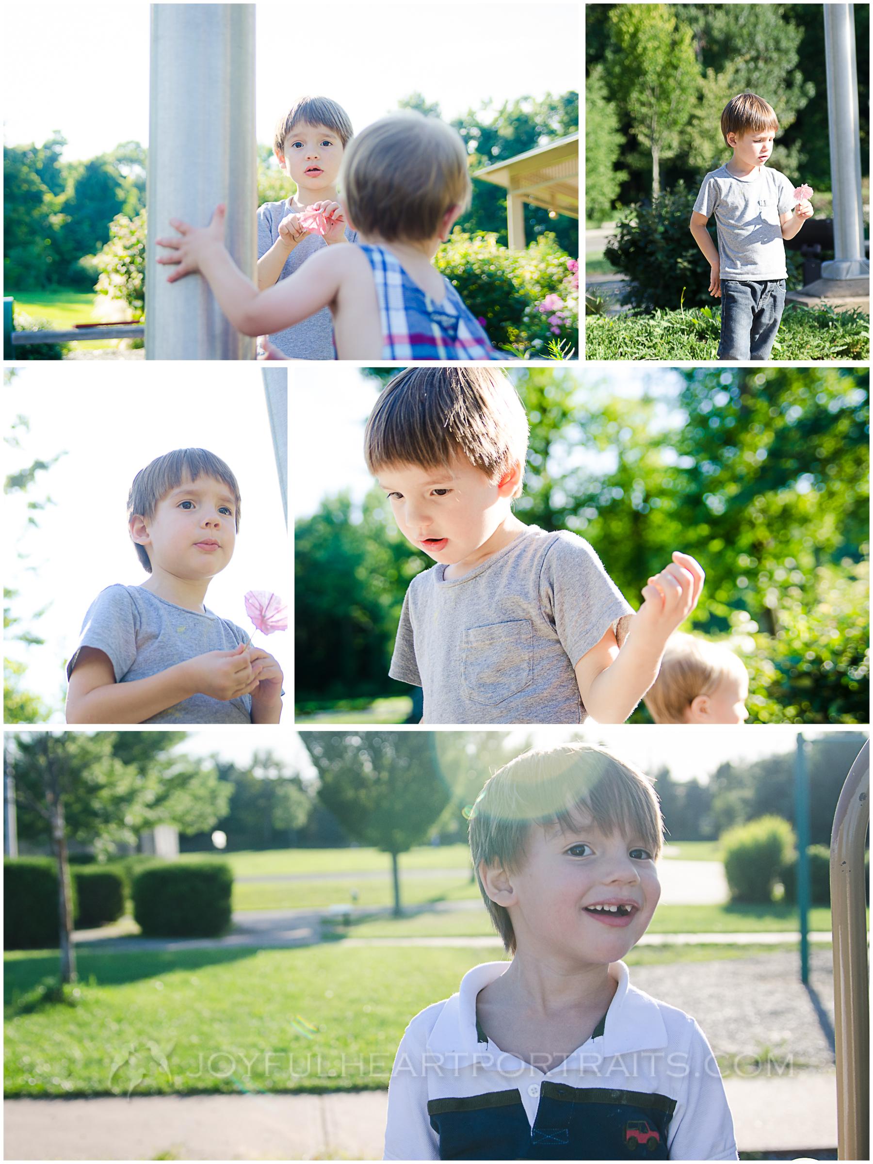 Wordless Wednesday: My Little Guys