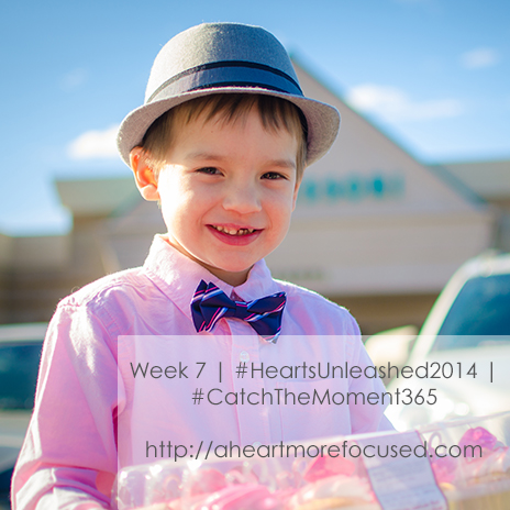http://aheartmorefocused.com/2014/02/hearts-unleashed-2014-week-7-catch-the-moment-365/