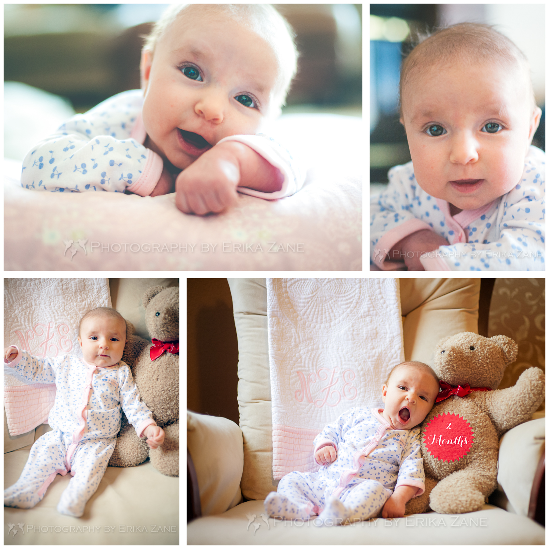 Naomi Year One: I Blinked And Now She's Two Months Old